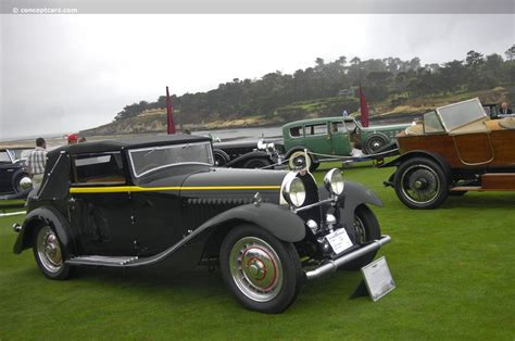 1934 Bugatti Type 50 Pictures, History, Value, Research
