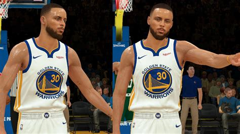 Stephen Curry - NBA 2K19 at ModdingWay