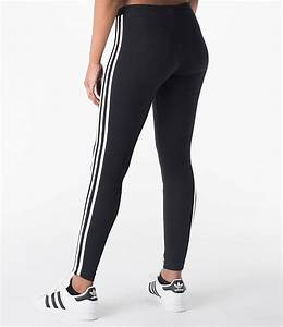 Womenu0026#39;s adidas Originals 3-Stripes Leggings| Finish Line