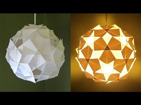 Diy Puzzle Lamp by Diy Pendant Lampshade Clover Pattern Home And Room