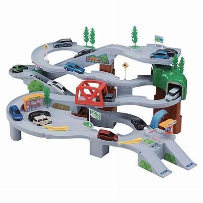 Playset Tomica Tomy Takara Cars Mountain Road