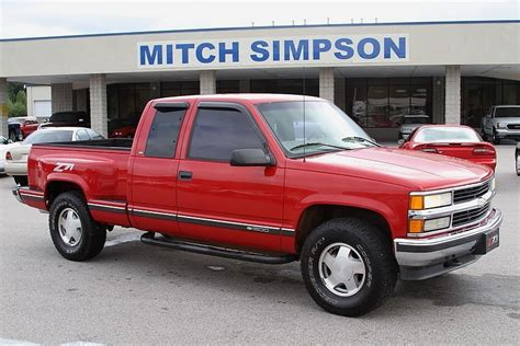 Chevy Silverado Stepside For Sale Extended Cab Pictures