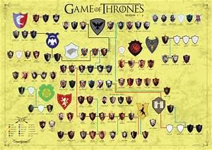 Game Of Thrones Family Tree Season 4 Gallery