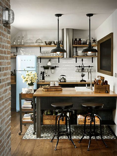 Small Modern Industrial Apartment by 60 Small Modern Industrial Apartment Decoration Ideas