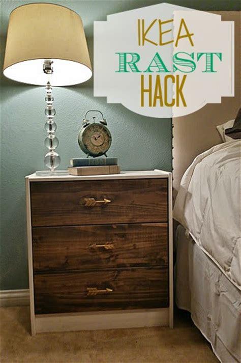 Ikea Rast Nightstand Hack by Ikea Rast Hack Diy Nightstand 183