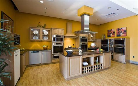 yellow colors for kitchen 10 beautiful kitchens with yellow walls 1688