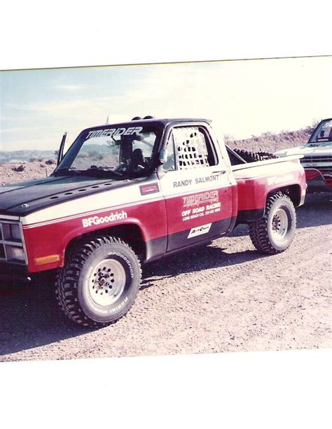 prerunner race truck 17 best images about chevy prerunners on pinterest chevy