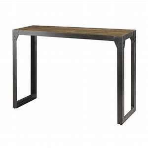 Table Haute Design : table haute de salon maison design ~ Teatrodelosmanantiales.com Idées de Décoration