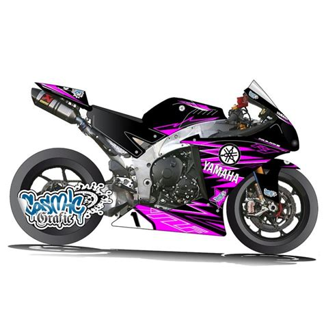 custom made to order graphic kit for 2009 2014 yamaha r1 international moto parts