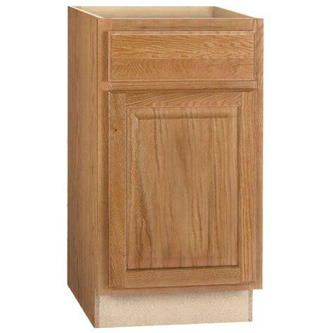 kitchen cabinet base hton bay hton assembled 18x34 5x24 in base kitchen