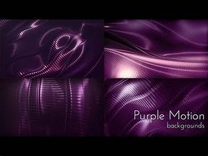 Elegant Purple Background - YouTube