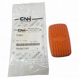 New Holland Rubber Part   Sba398121840