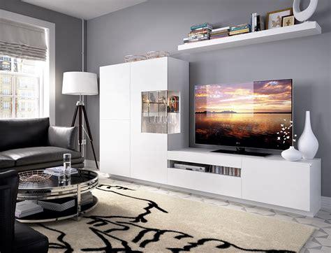 muebles de comedor blancos muebles salon marron  blanco
