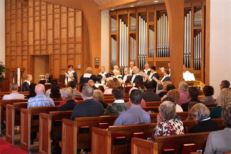 Music First Congregational United Church Of Christ