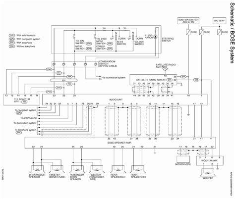 350z Speaker Wiring Diagram by Steering Wheel Radio Controls For Eariler 350z My350z