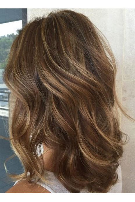 Hairstyles Brown Hair With Highlights by 29 Brown Hair With Highlights Looks And Ideas