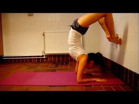 practice yoga scorpion pose vrischikasana youtube