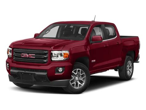 New 2018 Gmc Canyon Prices Nadaguides