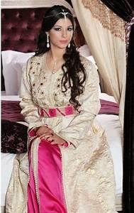 Robe De Mariage Marocaine : robe de mariage marocaine 2015 caftan moderne ~ Preciouscoupons.com Idées de Décoration