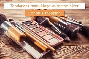 Tendance Maquillage 2015 : les tendances maquillage de l 39 automne hiver blog remises ~ Melissatoandfro.com Idées de Décoration