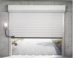 porte de garage volet roulant isolation idees With porte de garage enroulable avec porte fenetre pvc renovation lapeyre