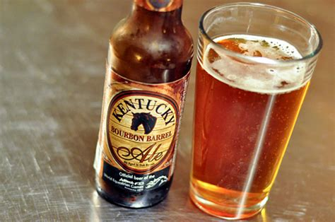 whiskey ale the man who invented beer kentucky bourbon barrel ale heave media