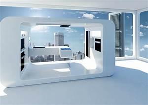 Futuristic Interior Design — Style Estate