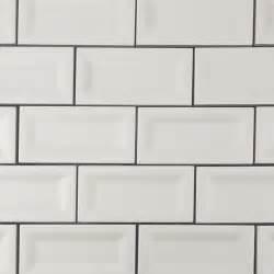 basic white 3x6 inverted matte ceramic tile tilebar com