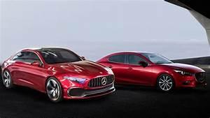 Mercedes Classe A 2018 : 2018 mercedes a class sedan vs 2017 mazda 3 sedan youtube ~ Medecine-chirurgie-esthetiques.com Avis de Voitures