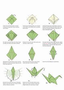 Origami Kranich Anleitung : origami kranich bedeutung my blog ~ Frokenaadalensverden.com Haus und Dekorationen