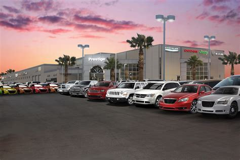 Maybe you would like to learn more about one of these? About Prestige Chrysler Jeep Dodge & Ram Dealer in Las Vegas