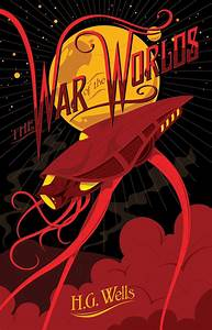 Fantastic Illustrated Covers Of Famous Science Fiction ...