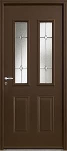 portes d39entree acier hotu swao With réparation porte d entrée