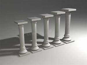Columns Of Diagram Picture  Image  4097499