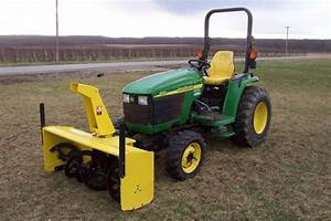 Used Tractor John Deere 4410 For Sale