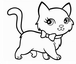 Cat Drawings Template – 13+ Free PDF Documents Format ...