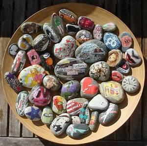 Galet De Decoration : d co sur galets mes petites envies du moment ~ Premium-room.com Idées de Décoration