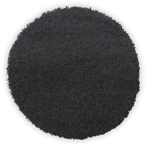 hochflor teppich grau rund hochflor teppich grau rund 216 67 cm bei