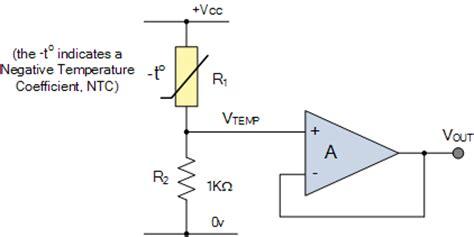 Temperature Sensor Types For Measurement