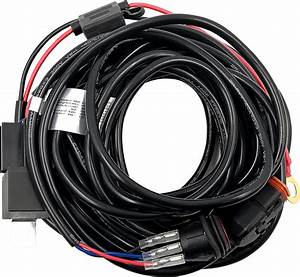 Evergear 1 To 1 Wiring Harness Kit For Led Light Bar
