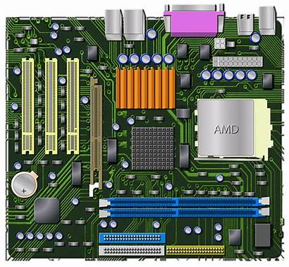 Motherboard Computer Pc Pixabay Technology Amd