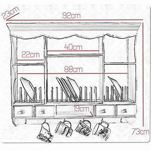 Wandregal Küche Vintage : wandregal tellerregal regal landhaus vintage k che k chenregal ablage wei antik 5 eur 94 90 ~ Sanjose-hotels-ca.com Haus und Dekorationen