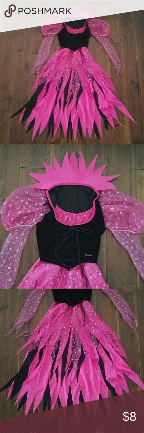 rubie barbie sweet sorceress witch dress costume