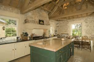 country kitchen floor plans country and home ideas for kitchens afreakatheart