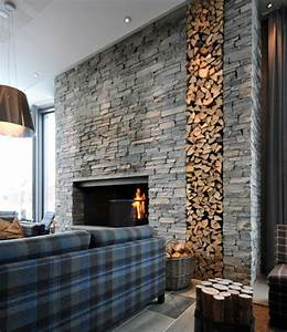 Wand Mit Steinen : dekosteine f r wand eine geniale idee ~ Michelbontemps.com Haus und Dekorationen