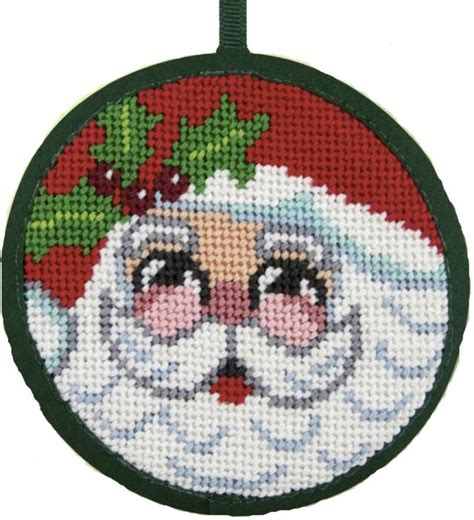 christmas needlepoint kits