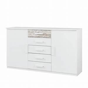 Kommode Vintage Weiß : kommode minimal vintage wei vintage wei ~ Orissabook.com Haus und Dekorationen