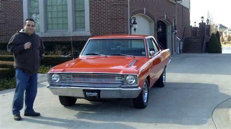 1967 dodge dart gt classic car for sale in mi vanguard motor sales