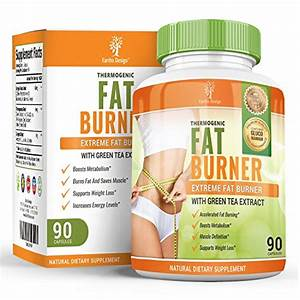 Thermogenic Fat Burner Pills That Work Fast For Women  U0026 Men  Best Natural Supplement For Weight