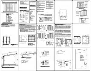 187 shed plans 12 215 12 free pdf shed king plansyourplans